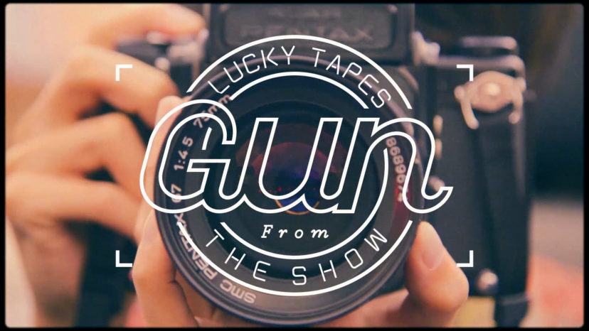 LUCKY TAPES – gun