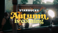 STARBUCKS Autumn is Coming