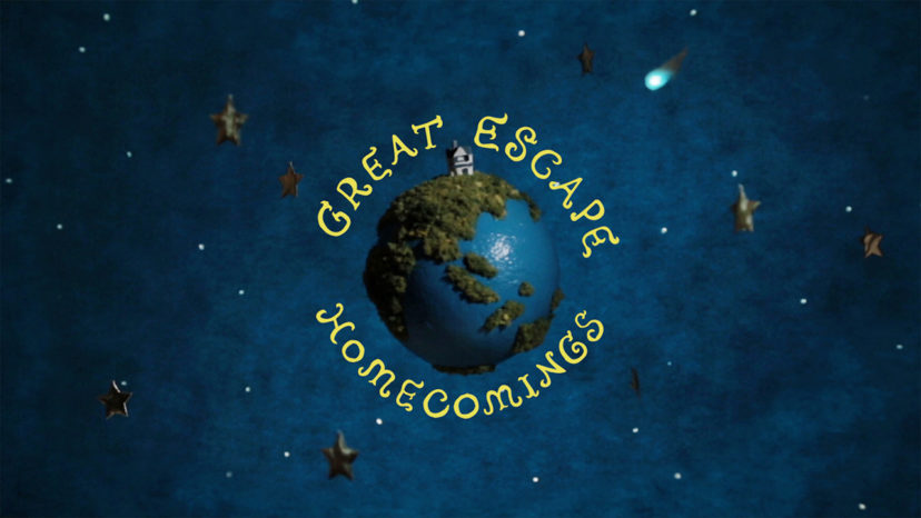 Homecomings – GREAT ESCAPE